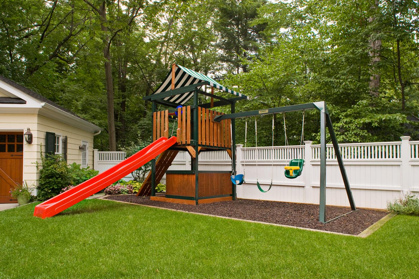 Kid's Play Areas | Cording Landscape Design